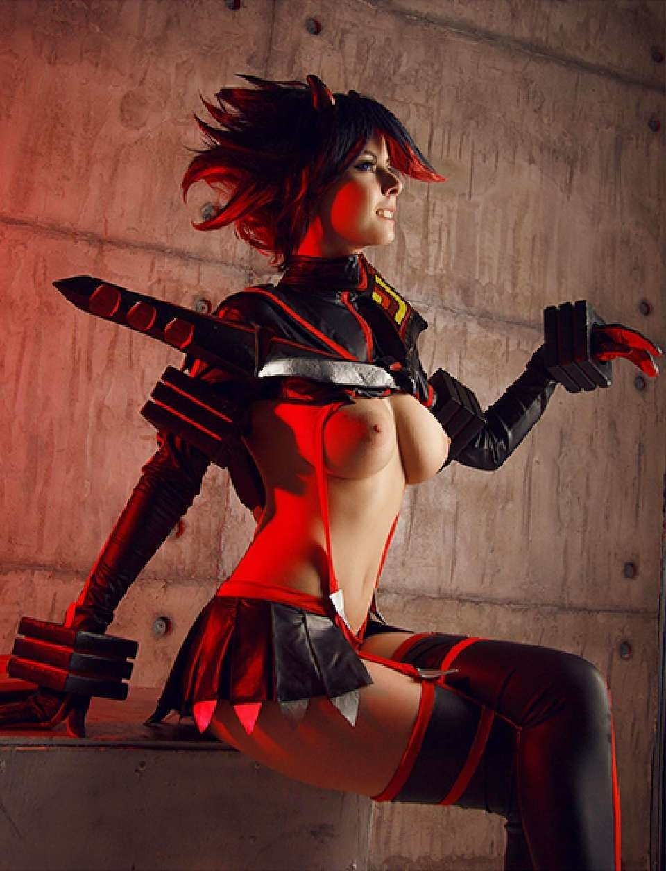 Ryuko kill la kill cosplay