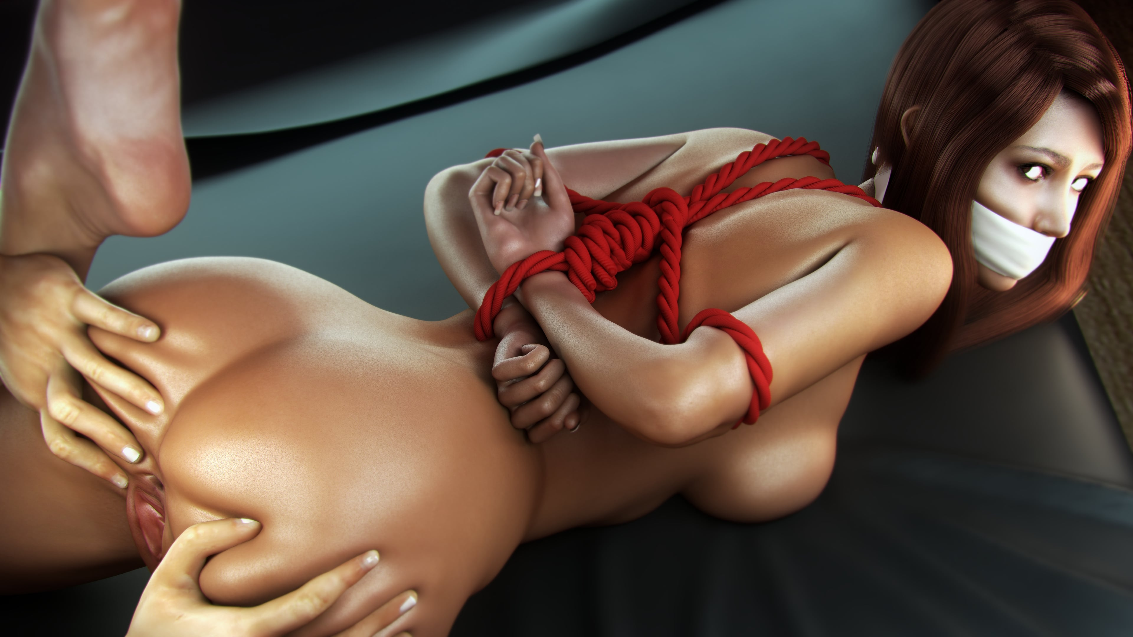 Bdsm Outfit Adult Sex Games Young Stock Photo