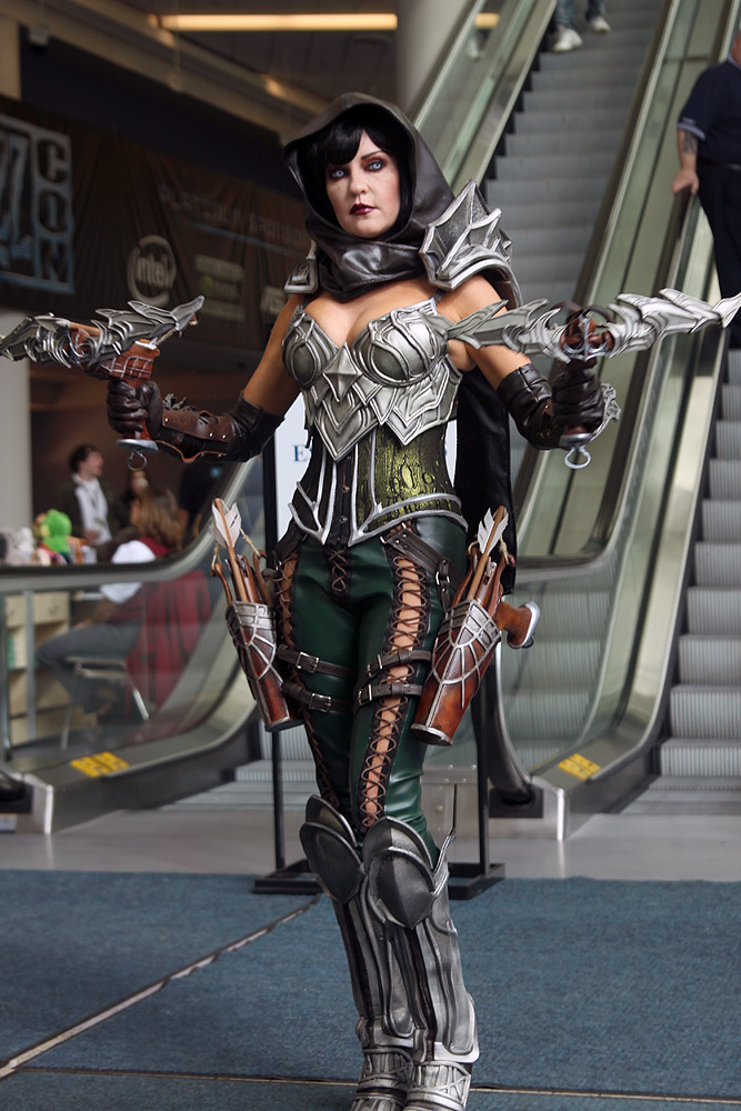 Path of exile cosplay