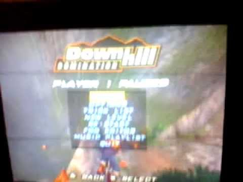 Ps2 cheats for down hill domination