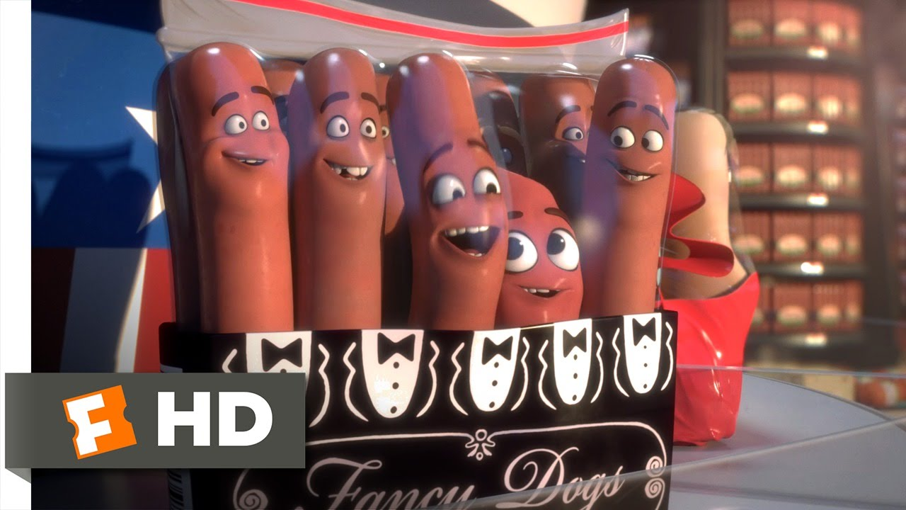 Sausage party watch now free