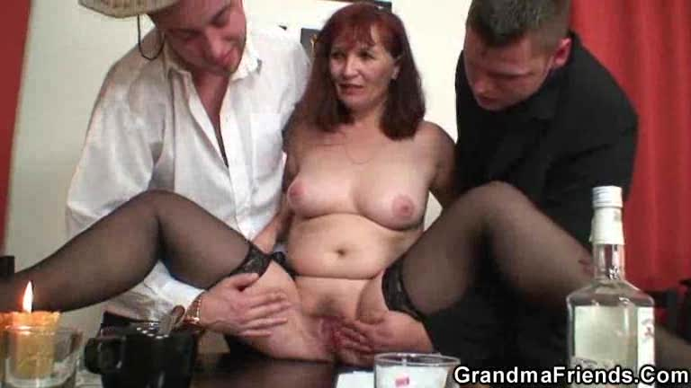 Famous goth orgy college video