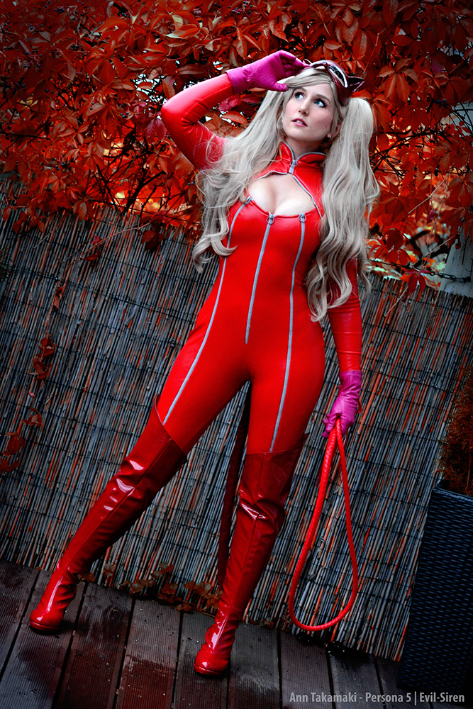 Ann persona 5 cosplay