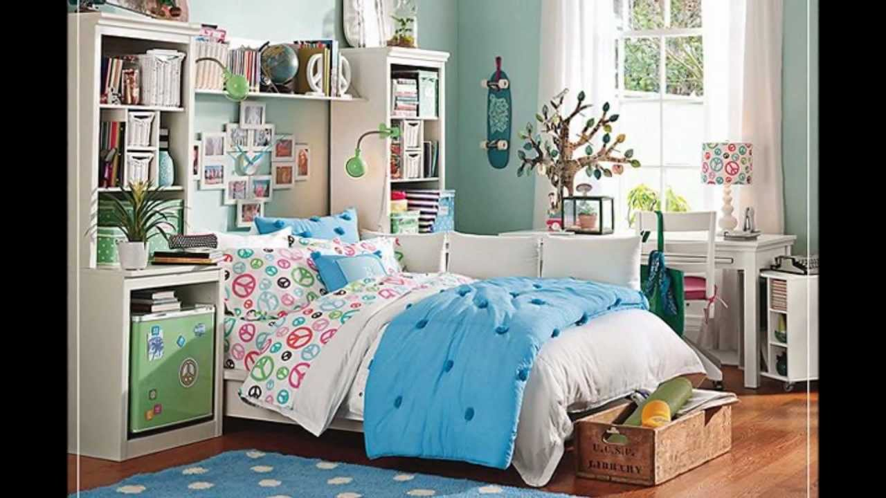 Idea for redecorating a teen bedroom